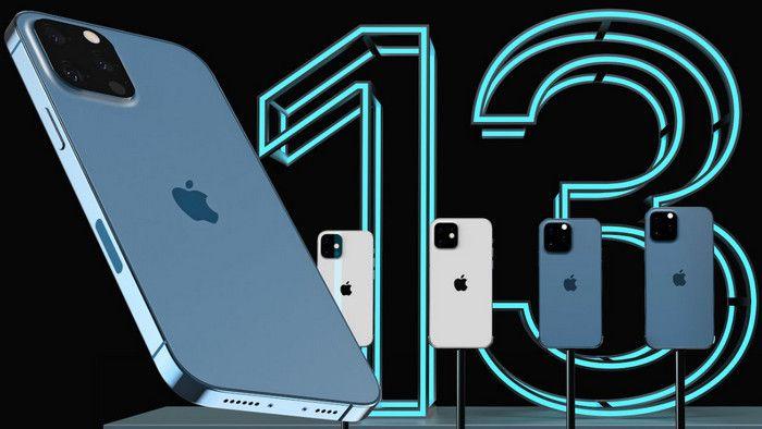 Varian Penyimpanan dan Warna iPhone 13 Bocor di Situs E-commerce