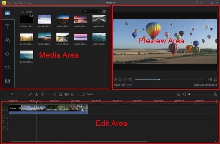 aplikasi edit video online