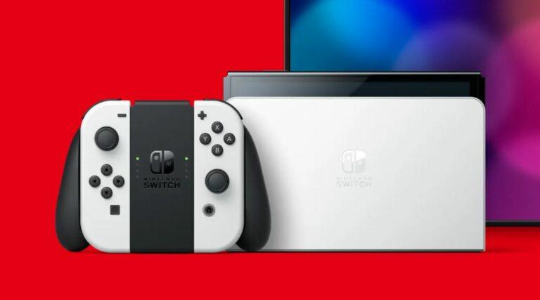 Versi OLED Segera Dijual, Harga Nintendo Switch di Eropa Turun