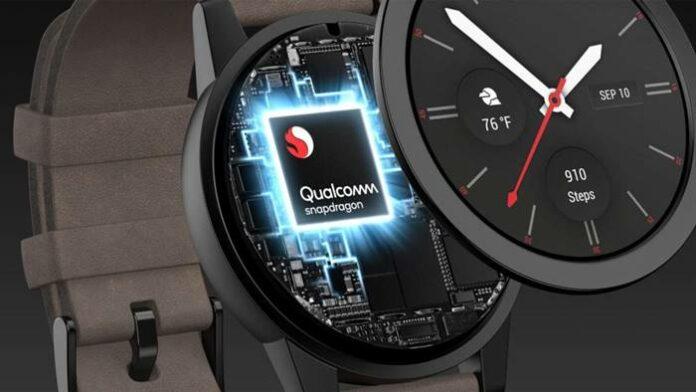 Snapdragon Wear 5100 Smartwatch Terbaru