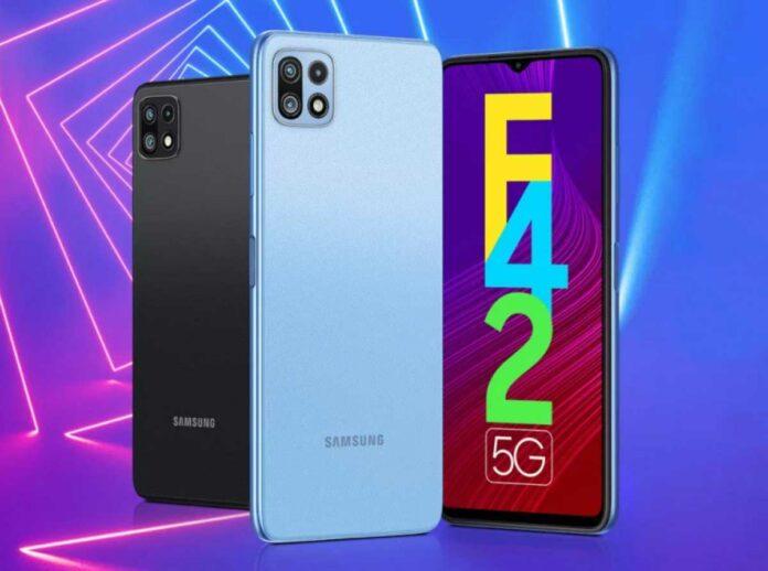 Harga Spesifikasi Prosesor RAM Kamera Baterai Samsung Galaxy F42 5G Indonesia