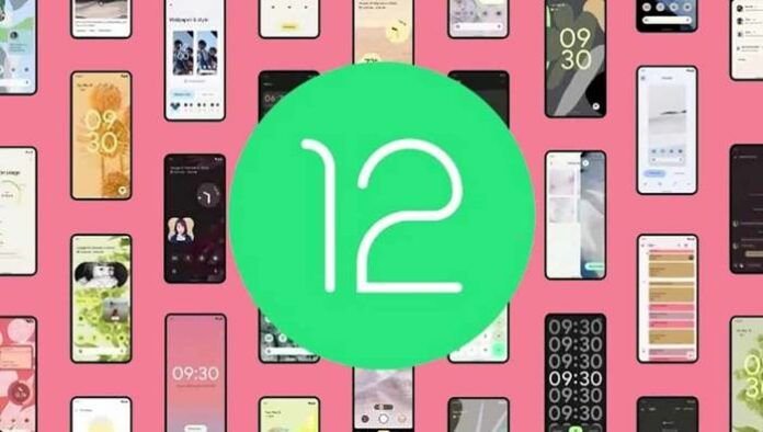 update android 12 stable
