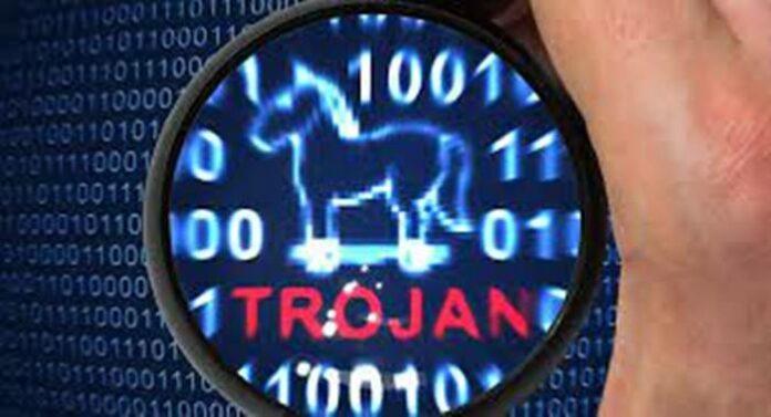 Malware Trojan GriftHorse