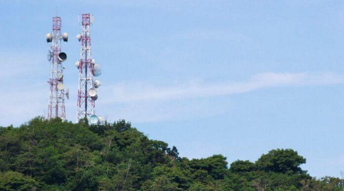 Jaringan 4G 3 Indonesia BTS
