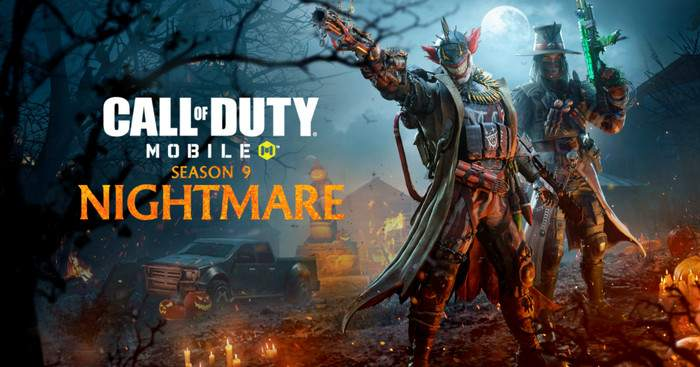 COD Mobile Season 9 Nightmare Call of Duty: Mobile