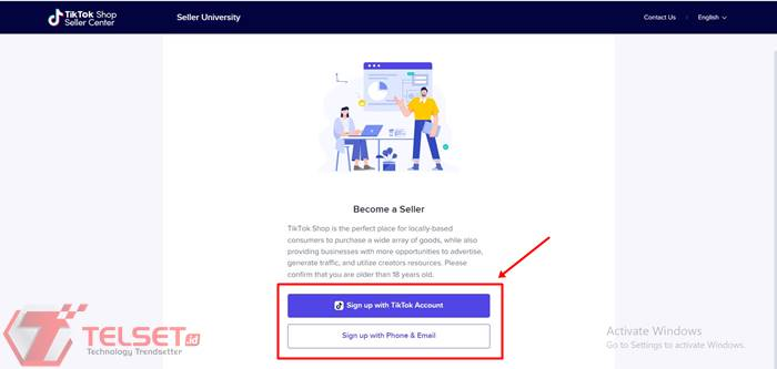 Cara Jualan Online TikTok Shop