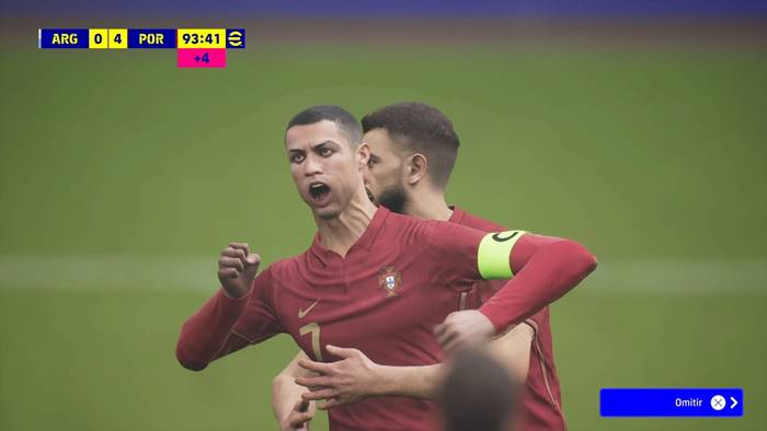 Review eFootball 2022 Grafis Jelek