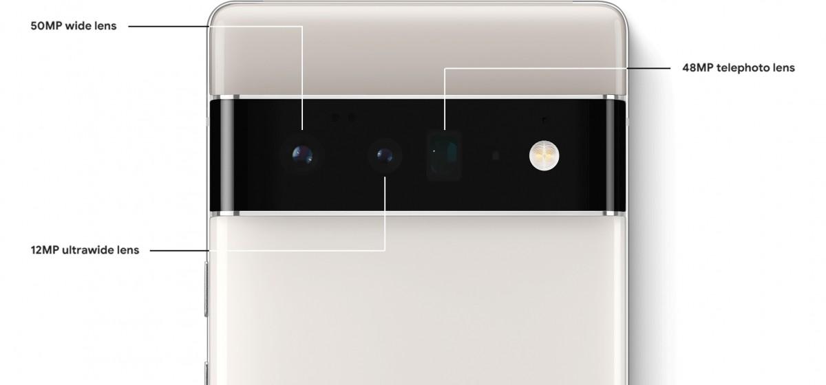 Google Pixel 6 Pro kamera