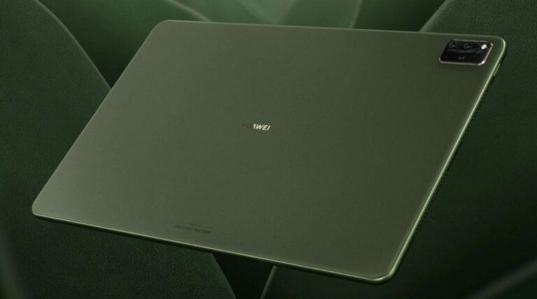 Huawei MatePad 11 Olive Green dengan Memori 256GB Hadir di Indonesia