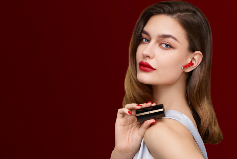Uniknya Huawei Freebuds 3 Lipstick, Pas Buat Kado Pacar