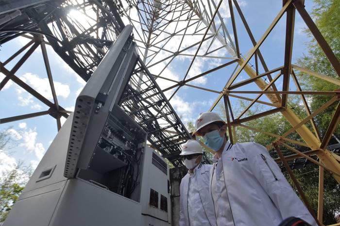 Jaringan internet XL Axiata 5G di Bali