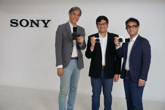 Sony Mirrorless