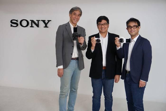 Sony Alpha ZV-E10 Melantai di Indonesia, Didesain untuk Vlogger