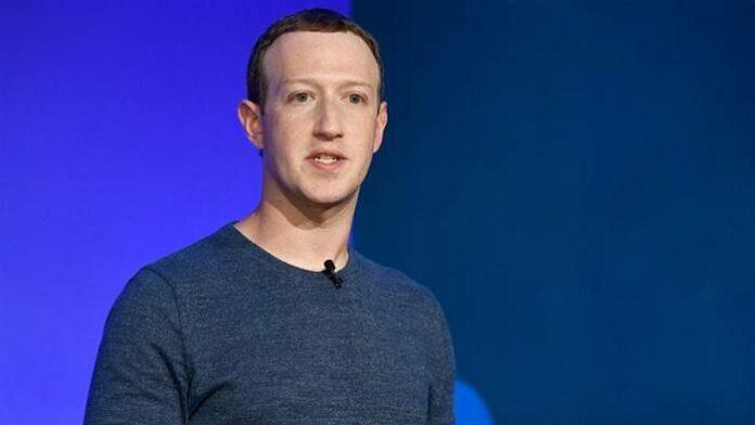 Kekayaan bos Facebook Mark Zuckerberg Down