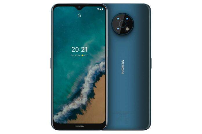 Harga Spesifikasi RAM Baterai Kamera Prosesor Sistem Operasi Nokia G50 Indonesia