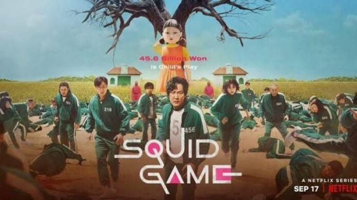 Serial Film Squid Game Netflix