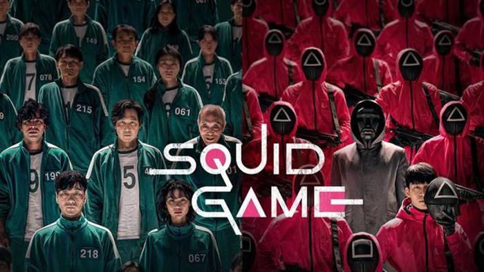 Penonton Squid Game Netflix