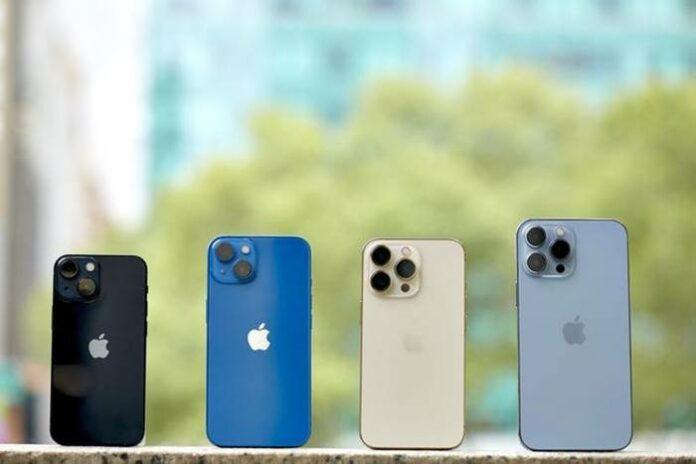 Produksi iPhone 13