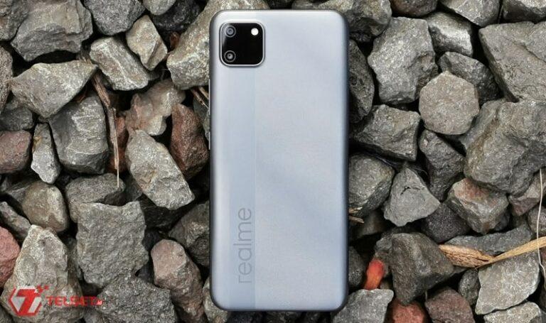Realme C11 2021 Varian 64GB Dijual Resmi, Harga Rp 1 Jutaan