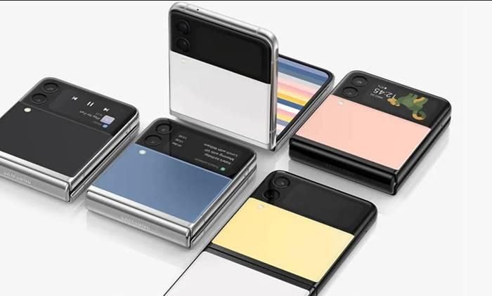 Samsung Rilis Galaxy Z Flip3 Bespoke Edition, Tampil Warna Warni