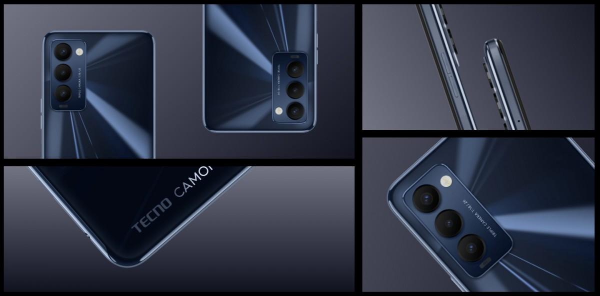 Tecno Camon 18 Spesifikasi Kamera