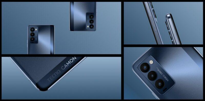 Tecno Camon 18P Spesifikasi Kamera