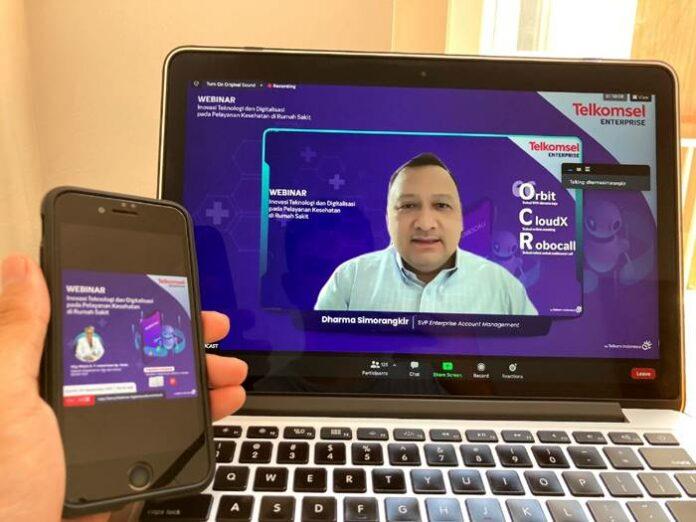 Telkomsel Telemedicine Robocall Rumah Sakit