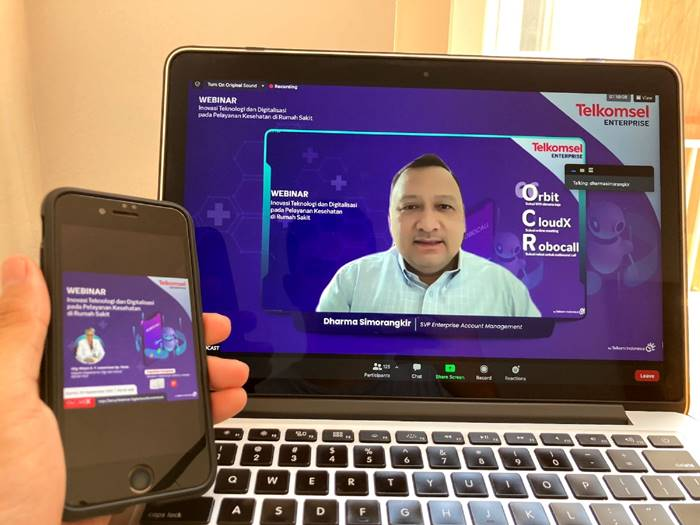 Telkomsel Hadirkan Aplikasi Robocall untuk Rumah Sakit