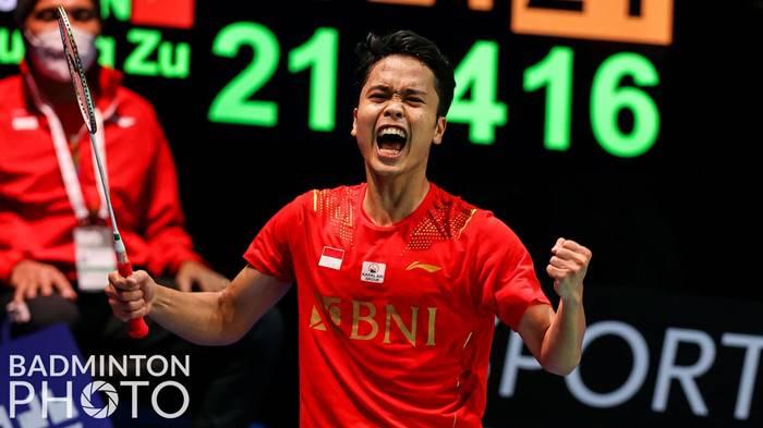 Tim Badminton Indonesia Juara Thomas Cup 2020 Trending di Twitter