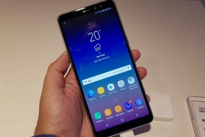 Update OS Samsung Galaxy Note 8