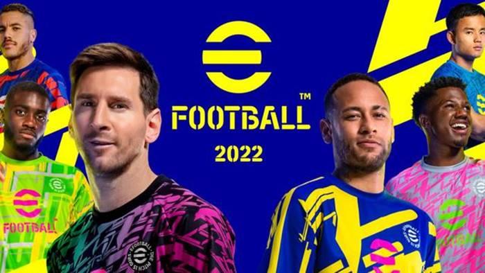 Konami Janjikan Update Grafis eFootball 2022 Dirilis Bulan Ini