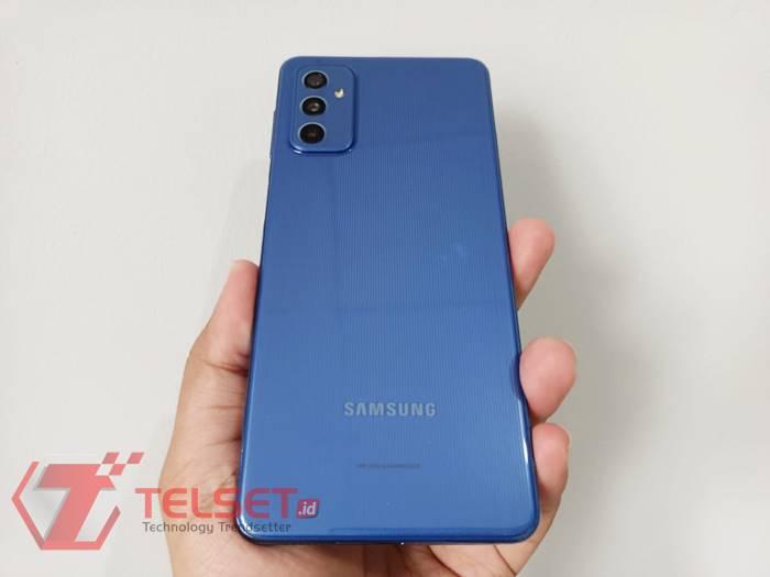 Samsung Galaxy M52 5G Belum Bisa Dipakai Internetan 5G
