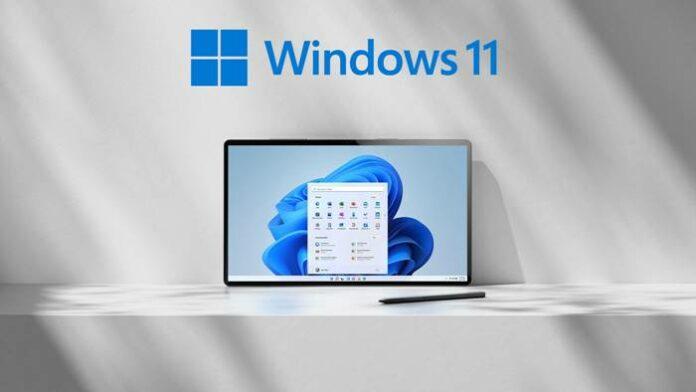 Update Windows 11 gratis laptop PC