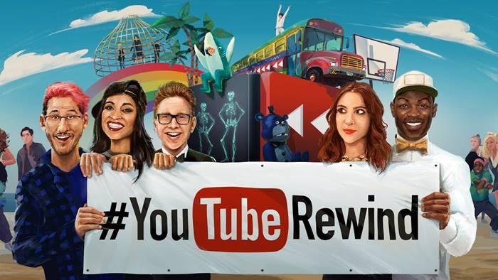 YouTube Rewind Dihentikan