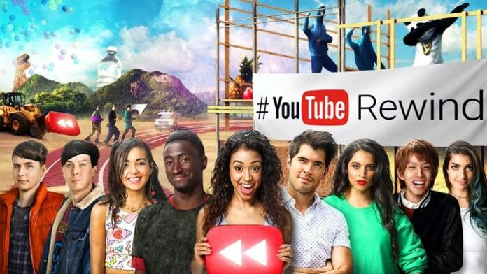 YouTube Rewind Berhenti