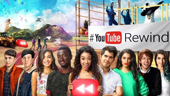 Video YouTube Rewind Dihentikan Mulai Tahun Ini