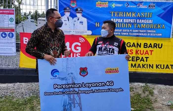 Indosat Perluas Jaringan 4G LTE di 124 Desa Terpencil RI