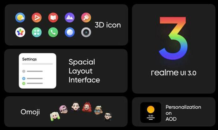 Fitur Realme UI 3.0