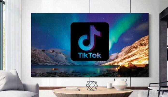 tiktok smart tv